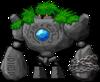 Mob Ancient Dark Golem
