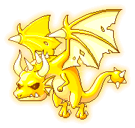 Mob Golden Wyvern