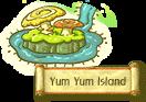 WorldMapLink (Arcane River)-(Yum Yum Island)
