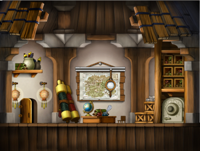 Map Tru's Info Shop