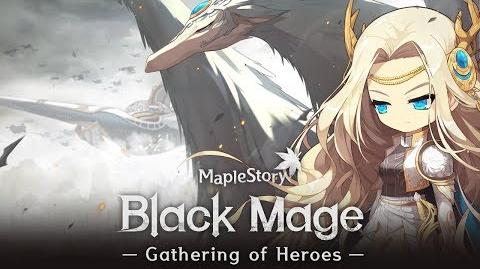 MapleStory Black Mage Gathering of Heroes Trailer