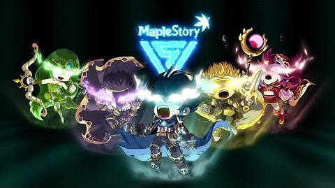 MapleStory V 5th Job Official Trailer