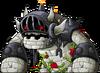 Mob King Castle Golem