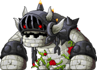 Mob King Castle Golem