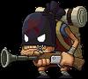 Mob Evil Poacher