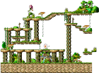 Map Stage 3 Dangerously Isolated Forest 3