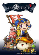 MapleStory Pirate Poster