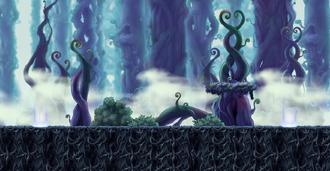 Map Deep Fairy Forest