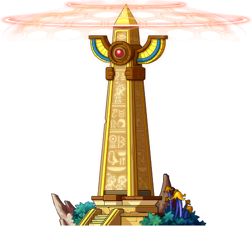 Mob Obelisk Shield