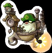Mob Dual Ghost Pirate