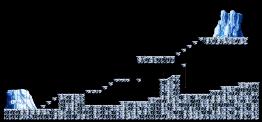 Map Ice Ravine 1