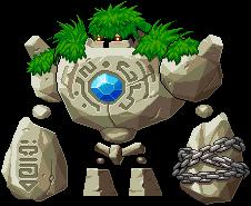 Mob Ancient Golem