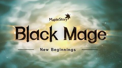 MapleStory Black Mage New Beginnings Content Update Guide