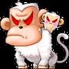 Mob Mean Mama Monkey