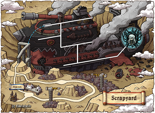 WorldMap Scrapyard