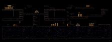 Map Shady Underground Prison
