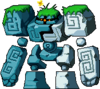 Mob Icy Mixed Golem
