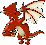 Mob Red Wyvern
