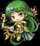 ClassArtwork Wind Archer (Irena)