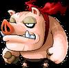 Mob Mutant Ribbon Pig