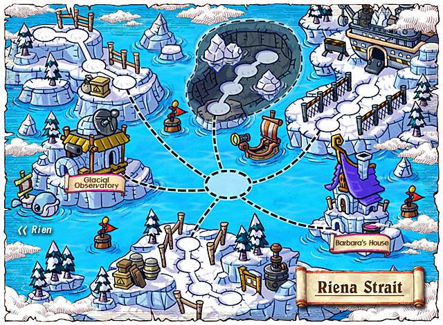 WorldMap Riena Strait
