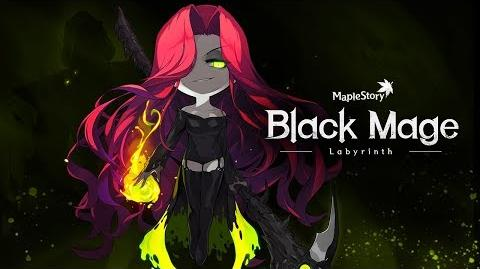 MapleStory Black Mage Labyrinth Trailer