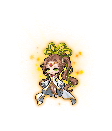 NPC The Goddess of Maple World