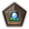 FamiliarBadge Hatching Badge