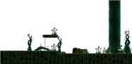 Map Stage 1 Mossy Tree Forest 1