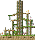 Map Stage 1 Dangerously Isolated Forest 1