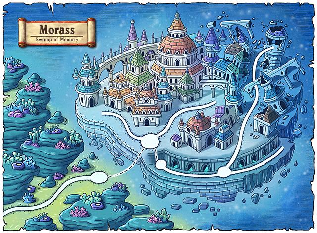 WorldMap Morass