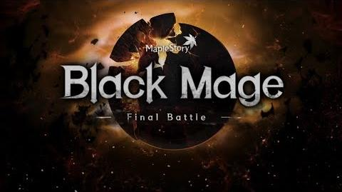 MapleStory Black Mage Day of Destiny