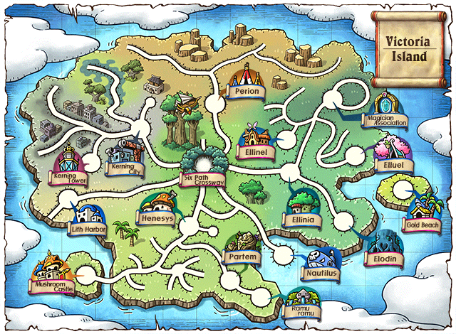WorldMap Victoria Island