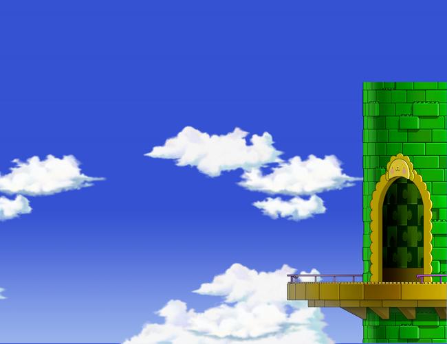 Map Cloud Balcony