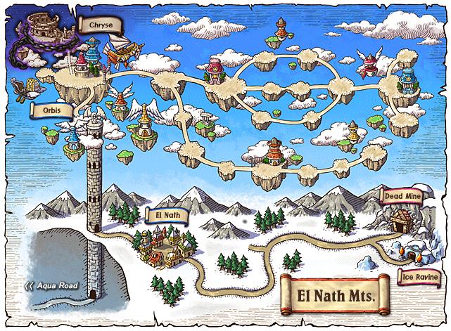 WorldMap El Nath Mts