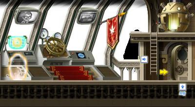 Map Navigation Room