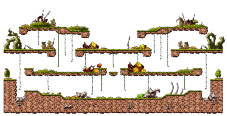 Map Dragon Forest I