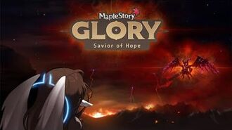 MapleStory Glory Savior of Hope Trailer