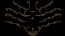 Map Wolf Spider Cavern