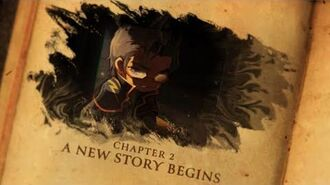 MapleStory Glory Story Chapter 2