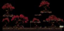 Map Bent Tree