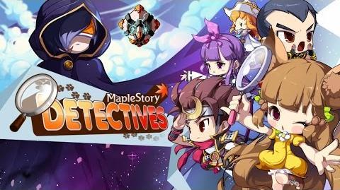 MapleStory Detectives
