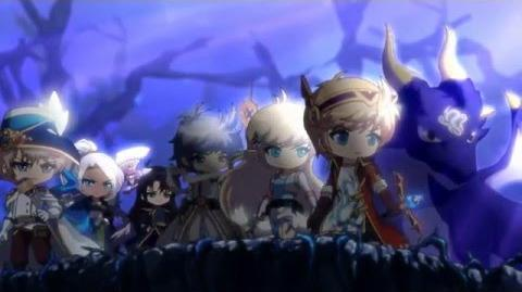 MapleStory - Heroes of Maple Act 4 Cutscene