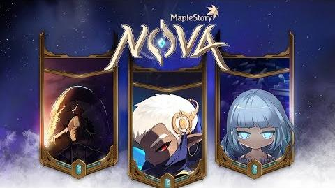 MapleStory Nova Brilliance of Illium Trailer