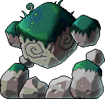 Mob Charged Poison Golem