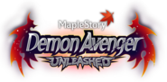 Demon Avenger logo