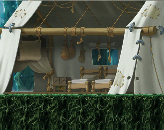 Map Tent House 2