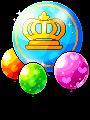 Mob Crown Balloon