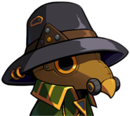 NPCArtwork Protective Mask