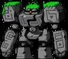 Mob Dark Stone Golem